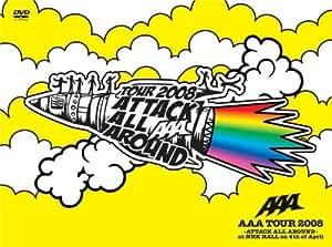 Tour 2008-Attack All Around-at Nhk