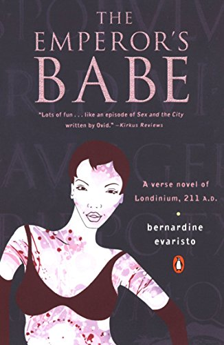 Book cover from The Emperors Babe by Bernardine Evaristo