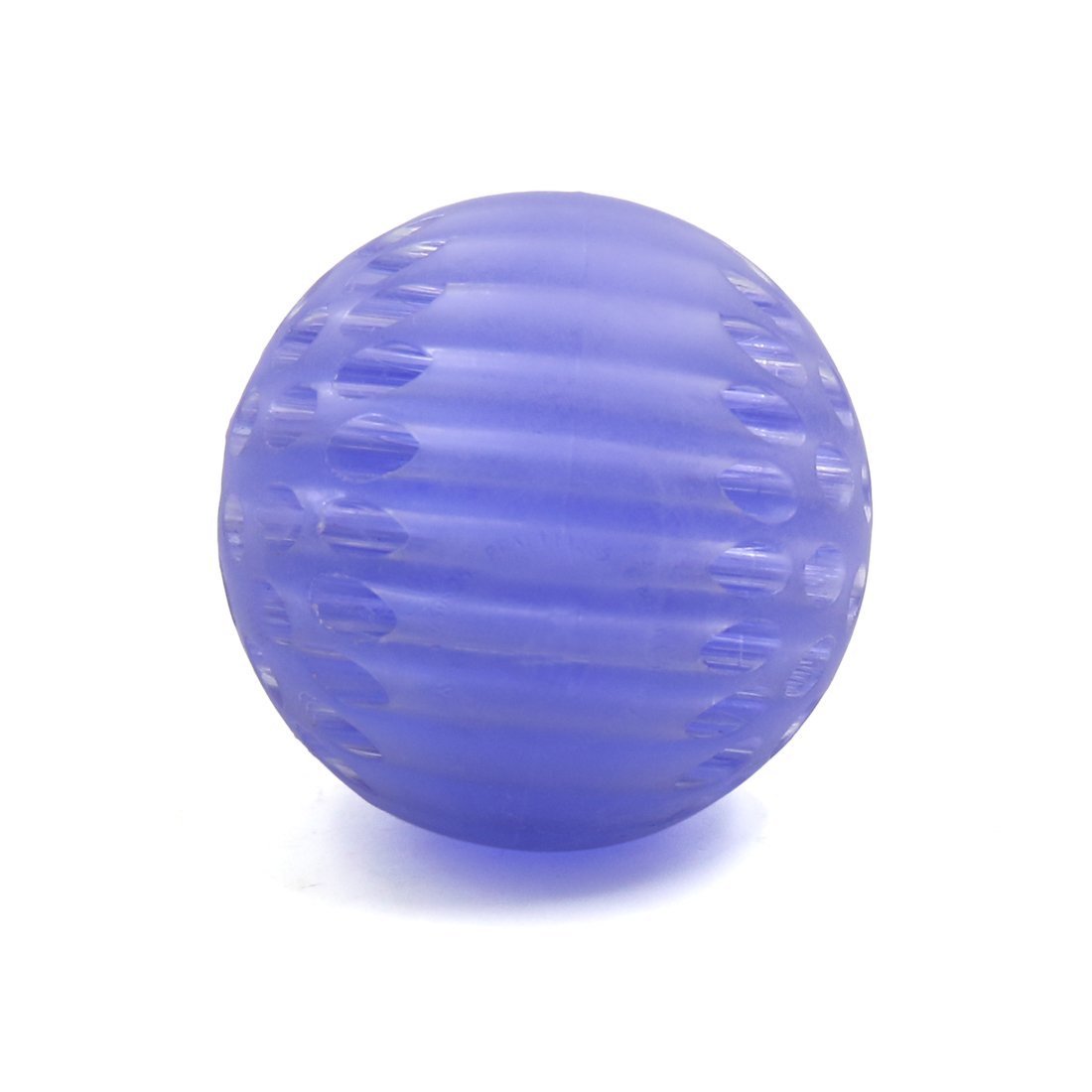 uxcellBlue Hollow Silicone Hand Fingers Grip Ball Muscle Knots Wrist Joint Relax Massage Exerciser Gripping Balls a17041900ux0213
