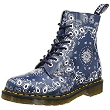 Dr.Martens Womens Pascal Leather Boots