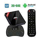 [ Powerful 3G / 64G Android 7.1 TV BOX ] H96 Pro Plus