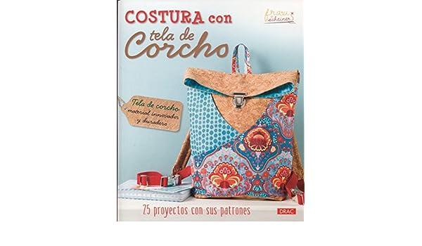 Costura con tela de Corcho: VARIOS AUTORES: 9788498745535 ...