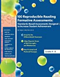 100 Reproducible Reading Formative Assessments, Tanja S. Brannen, 0989669513