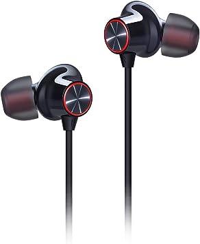OnePlus Bullets Wireless 2 Ecouteurs Bluetooth Noir