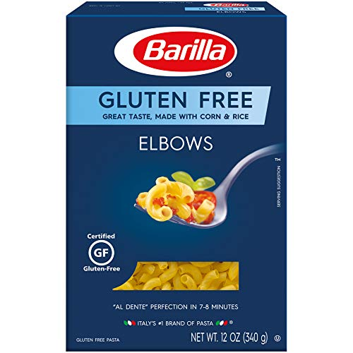 Barilla Gluten Free Pasta, Elbow, 12 oz