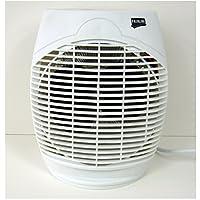 Tragbarer Heizlüfter 2 Heizstufen 1000 W / 2000 W, 230 V, mit Thermostat