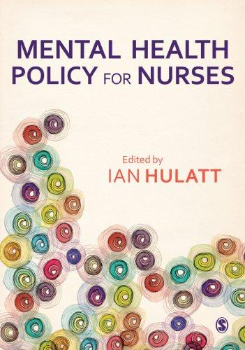 Mental Health Policy for Nurses Pdf