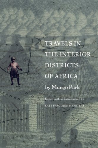 Image of Travels in the Interior Districts of Africa