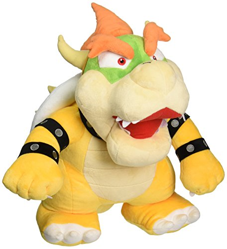 (Nintendo Official Super Mario - 1244 - Bowser 15