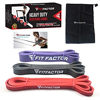 Heavy Duty Pull up Assistance Penella Fitness Resistance Band SET or SINGLE