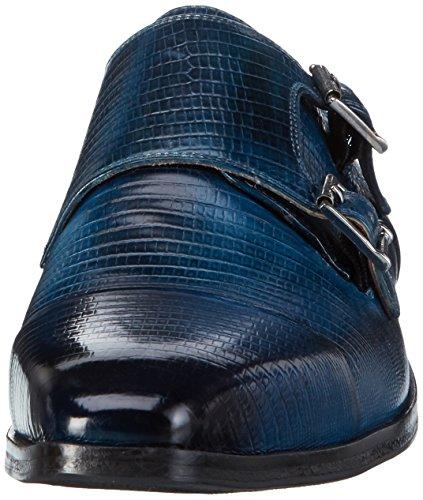 Melvin & HamiltonLance 1 - Mocasines Hombre Azul - Blau (Guana Mid Blue/hRS)
