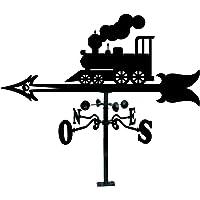 Arthifor Veleta Tejado Locomotora, Negro Mate