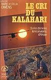 Books : Le cri du Kalahari (French Edition)