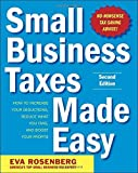 img - for Small Business Taxes Made Easy, Second Edition Paperback December 14, 2010 book / textbook / text book
