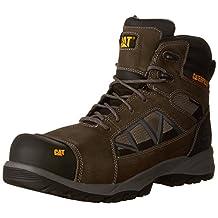Cat Footwear Men's COMPRESSOR CT CSA Work Boot