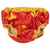 Fisher-Price Water Bottoms (Small/Medium, Red)