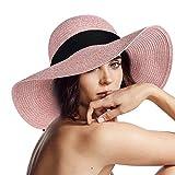 Best Sun Hats - Wide Brim Sun Straw Hats for Women UPF Review