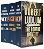 Robert Ludlum The Bourne Trilogy 3 Books Pack Set