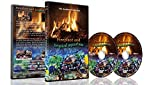 Fire and Tropical Fish 2 DVD Set 2016 - Fireplace and Tropical Aquarium 2016