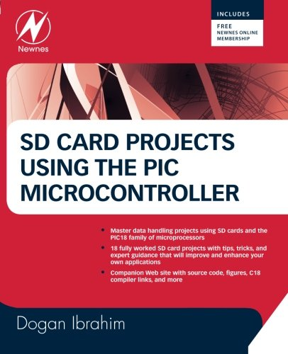 Price comparison product image SD Card Projects Using the PIC Microcontroller