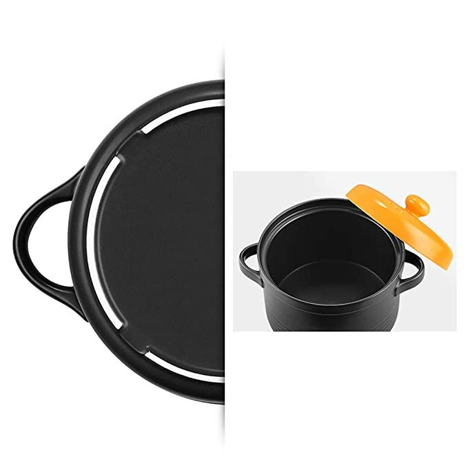 LULUDP Batería de Cocina Sartenes y ollas Ollas de Sopa de cazuela ...