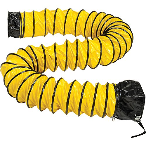 32' Flame Retardant Flexible Duct for 12