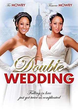 Amazon double wedding tia mowry tamera mowry craig pryce double wedding junglespirit Choice Image