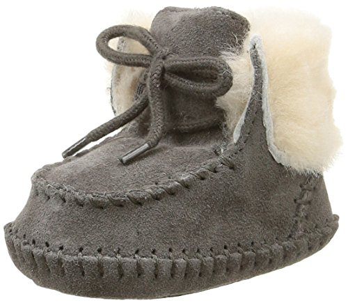 UGG Australia Sparrow, Zapatos de Bebé para Bebés Gris (Grigio)