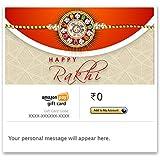 Happy Rakhi - E-mail Amazon Pay Gift Card
