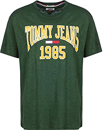 Tommy Hilfiger T-shirt for men in Hunter Green, Size:Small