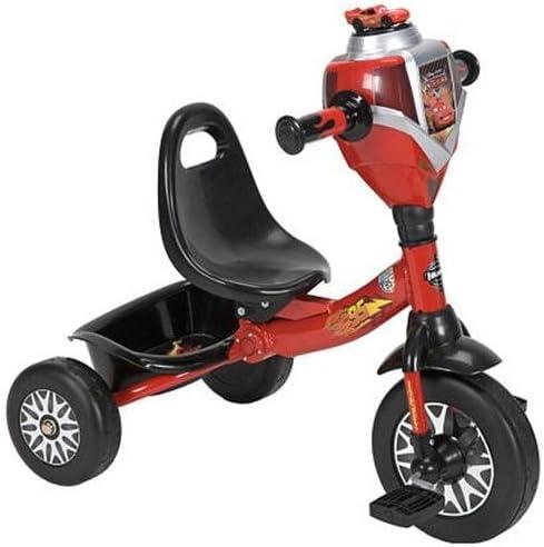 Huffy Disney Cars niños Plegable Triciclo: Amazon.es: Juguetes y ...