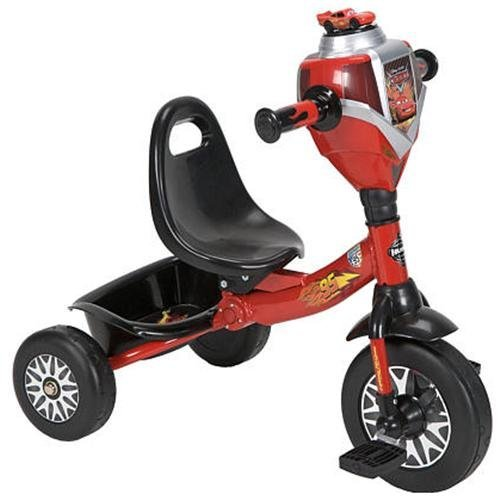 Huffy Disney Cars Boys' Folding Tricycle