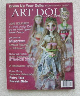 Art Doll Quarterly, August/September/October 2008 Issue