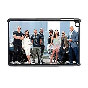 New Style More Sale Fast Furious 7 Hard Back Phone Case For IPad Mini 2
