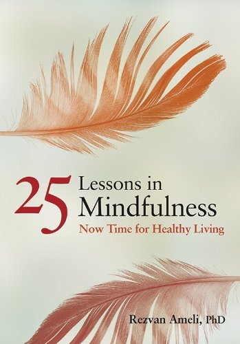 25 Lessons in Mindfulness: Now Time for Healthy Living (APA Life Tools)