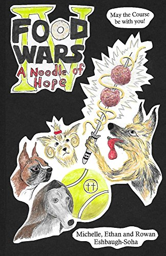 Food Wars, Episode IV: A Noodle of Hope: A
