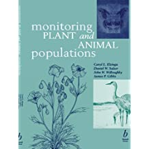 Monitoring Plant and Animal Populations: A Handbook for Field Biologists
