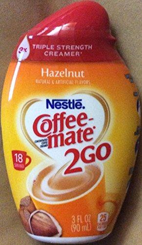 Nestle Coffee Mate 2Go Hazelnut fl