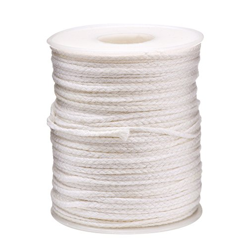 Outus 24 Ply Braided Wick Candle Wick Spool for Candle DIY and...