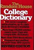 The Random House College Dictionary, Random House Dictionary Staff, 0394436008