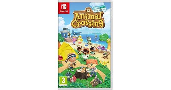 Animal Crossing: New Horizons (Nintendo Switch): Amazon.es ...