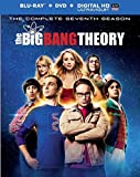 The Big Bang Theory: The Complete Seventh Season [Blu-ray + DVD + UltraViolet]