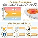 Mug Warmer Coffee Warmer,Auto Shut On/Off Beverage