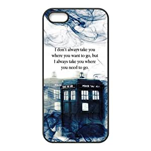 Go Where You Want Cell Phone Case for Iphone 5s