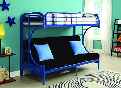 02093bu eclipse futon bunk bed