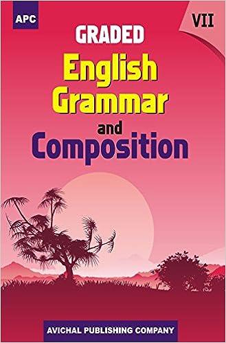 7th Class English Grammar Book
