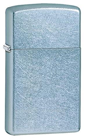Zippo Slim Street Chrome Pocket Lighter