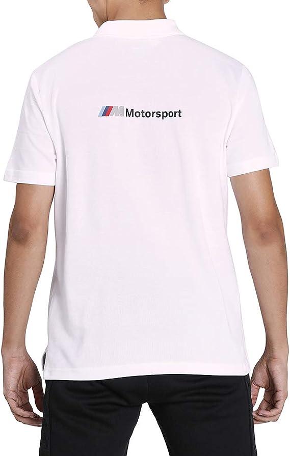 PUMA BMW MMS Striped T-Shirt Hombre: Amazon.es: Ropa y accesorios