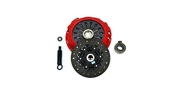 Amazon.com: EFT STAGE 2 CLUTCH KIT fits HYUNDAI 96-06 ELANTRA 97-08 TIBURON 1.8L 2.0L 4CYL: Automotive