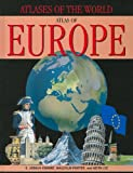 Atlas of Europe, S. Joshua Comire and Malcolm Porter, 1435884574